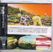 Led Zeppelin - Houses Of The Holy (Мини-Винил) /  Cd 1