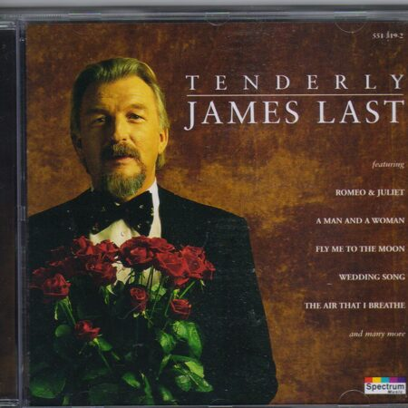 James Last - Tenderly /  Cd 1