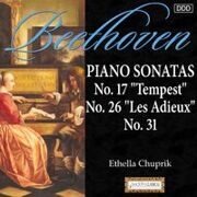 "Beethoven - Piano Sonatas Nos. 17, ""Tempest"", 26, ""Les Adieux"" And 31 -  /  Cd 1"