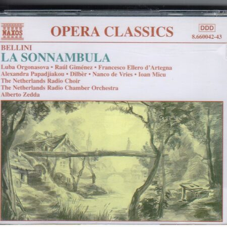 Bellini - Sonnambula -   /  Cd 2  Naxos Import