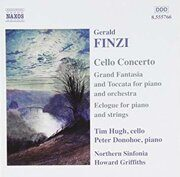Finzi - Cello Concerto / Grand Fantasia And Toccata / Eclogue -  /  Cd 1