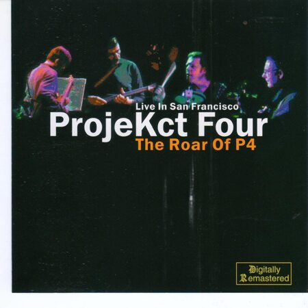 Projekct Four - Live In San Francisco 1998 /  Cd 1