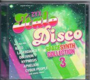 V/A Italo Disco Spacesynth Collection 3 -  /  Cd 2