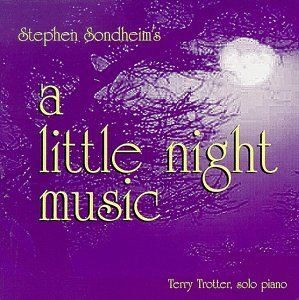 Terry Trotter - Stephen Sondheim'S Little Night Music  /  Cd 1 1997 Varese Import