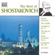 Shostakovich - Best Of -   /  Cd 1  Naxos Germany