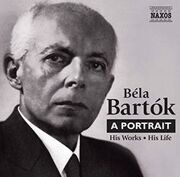 Bartok - Bela Bartok - A Portrait (Johnson)  -  /  Cd 2