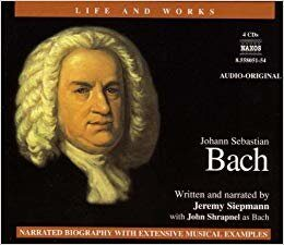 Bach - Life And Works  - (Siepmann)  /  Cd 4  Naxos Germany