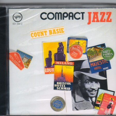 Count Basie - Compact Jazz /  Cd 1