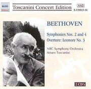Beethoven - Symphony No. 2 And 4 - Toscanini /  Cd 2