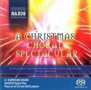 Traditional & Anonimous  - Christmas Choral Spectacular  /  Sacd 1  Naxos Germany