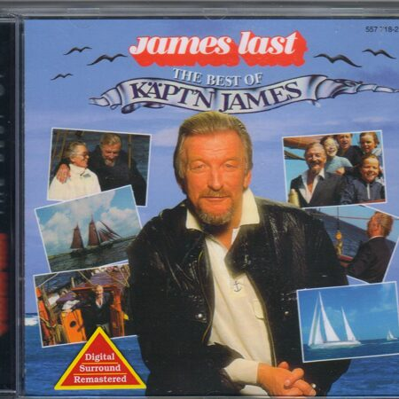 James Last - The Best Of Kaptn James /  Cd 1