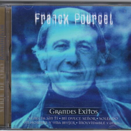 Frank Pourcel - Grandes Exitos /  Cd 1