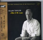 Allan Taylor - Colour  To The Moon  /  Xrcd 1 2000 Stockfisch/Jvc Japan/Hong Kong