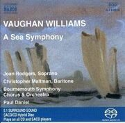 Vaughan Williams - Symphony N 1 - A Sea Symphony  - Bournemouth Symphony / Paul Daniel /  Sacd 1