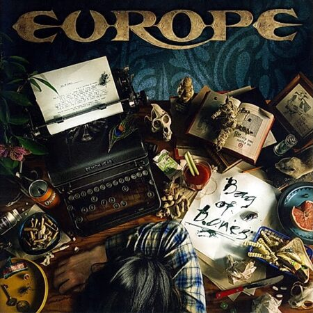 Europe - Bag Of Bones  /  Cd 1  Import Import