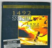 Vangelis - Conquest Of Paradise 1492 /  K2 Hd 24 1