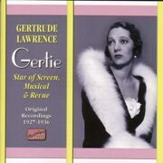 Gertrude Lawrence - Star Of Screen, Musical And Review (1926-1936) (Nostalgia) /  Cd 1