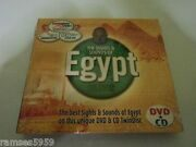 Sights And Sound Of Egypt  - (Dvd+Cd 2) /  Cd+Dvd-Video 2