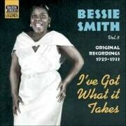 Bessie Smith    - I'Ve Got What It Takes  (1929-1933) /  Cd 1