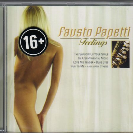 Fausto Papetti - Feelings /  Cd 1