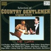 V/A Country Music Gentelmen - Carl Perkins Willie Nelson Bj Thomas Kenny Rogers Guy Mitchell /  Cd 2
