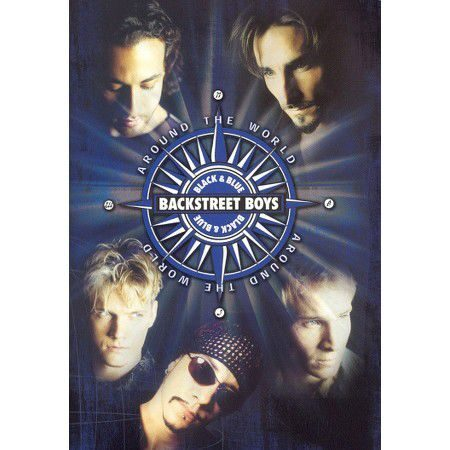 Backstreet Boys - Black & Blue Around The World /  Dvd 1