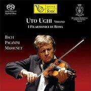 Uto Ughi, Violin - Live In Roma  /  Sacd 1 2005 Fone Germany