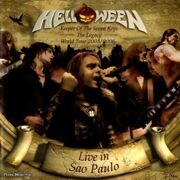 Helloween - Keeper Of The Seven Keys-The Legacy World Tour 2005/2006 /  Cd 2