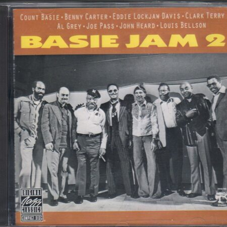 Count Basie - Basie Jam 2 /  Cd 1