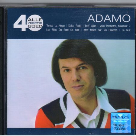 Salvatore Adamo - Alle 40 Goed /  Cd 2