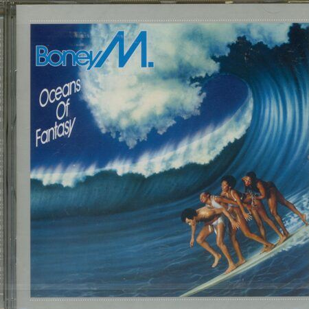 Boney M - Oceans Of Fantasy (Farian) /  Cd 1