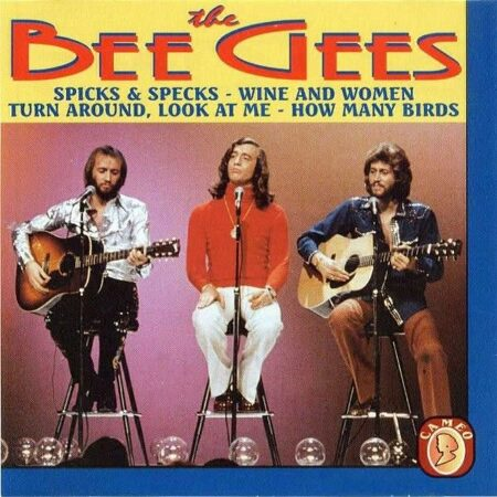 Bee Gees - Spicks & Specks.  /  Cd 1