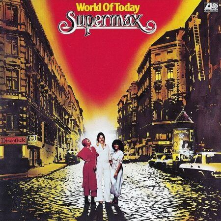 Supermax - World Of Today  /  Cd 1 04.12.1987 Warner Germany