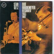 Stan Getz / Bob Brookmeyer - Recorded Fall 1961 /  Cd 1