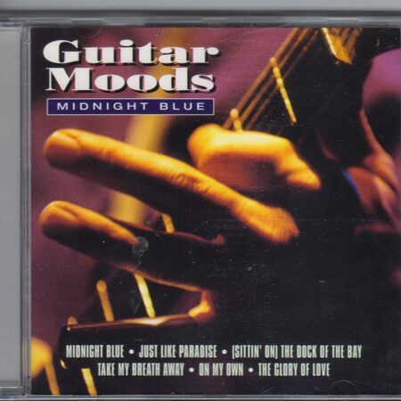 V/A Guitar Moods - Midnight Blue /  Cd 1