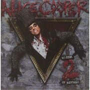 Alice Cooper - Welcome 2 My Nightmare (2011 Studio Album) /  Cd 1
