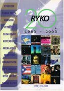 Catalogue - Ryko 1983-2003 (20) -   /  T 1   England