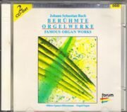 Bach - Famous Organ Works -  /  Cd 2