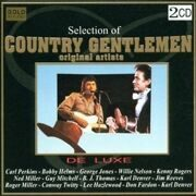 Various Artists/Country Music Gentelmen - Carl Perkins Willie Nelson Bj Thomas Kenny Rogers Guy Mitchell /  Cd 2