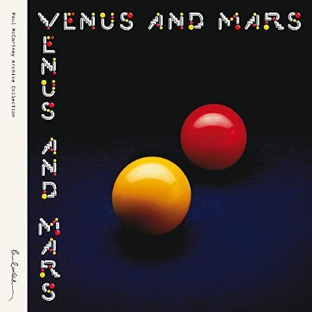 Paul Mccartney (Ex-Beatles) - Venus And Mars /  Lp 2