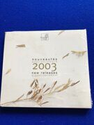 Various Artists & Composers - New Release August December 2003 Harmonia Mundi France (Hmf) -  /  Cd 1
