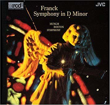 Franck-Symphony In D Minor - Charles Munch, Boston Symphony Orchestra /  Xrcd 1