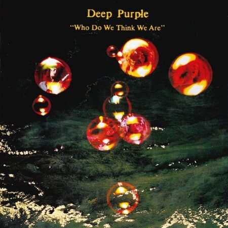 Deep Purple - Who Do We Think We Are  /  Cd 1 1973 Emi Nl