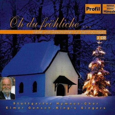 Various Artists /  Oh Du Frehliche (Cd 3) -   /  Cd 3  Profiledition Import