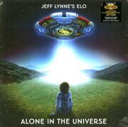 Jeff Lynne'S Elo - Alone In The Universe /  Lp 1