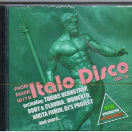 V/A From Russia With  Italo Disco Vol.4 -  /  Cd 1