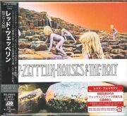 Led Zeppelin - Houses Of The Holy (Japan Мини-Винил New) /  Cd 1