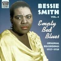 Bessie Smith    - Empty Bed Blues  (1927-1928) /  Cd 1