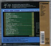 Leonard Bernstein -  West Side Story  /  Xrcd24 1