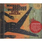 Michael Brecker Quindectet - Wide Angles. /  Cd 1